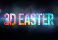 3D Easter