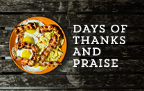 52 Days of Thanks and Praise