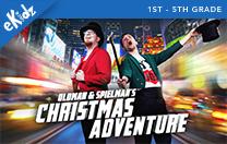 Oldman & Speilman's Christmas Adventure
