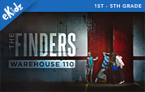 The Finders: Warehouse 110