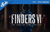 Finders VI: The Case of Camp Jupiter