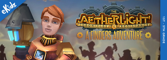 The Aetherlight: A Finders Adventure