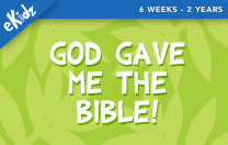 God Gave Me the Bible!
