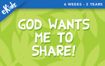 God Wants Me to Share!