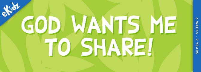 God Wants Me to Share!