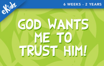 God Wants Me to Trust Him!