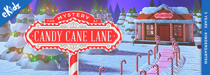 Mystery at Candy Cane Lane