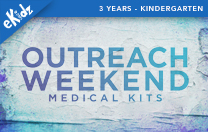 Outreach Weekend: Medical Kits