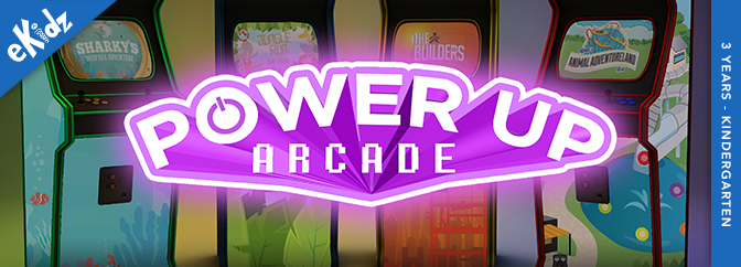 Power Up Arcade
