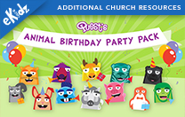 Quest Animal Birthday Party Pack