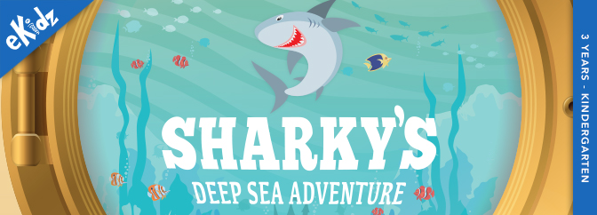 Sharky's Deep Sea Adventure