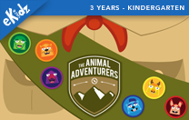 The Animal Adventurers